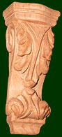 michael shea wood carving custom wood corbels 3