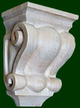 kitchen corbel