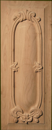 carved wood door 7
