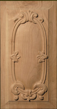 carved wood door 8